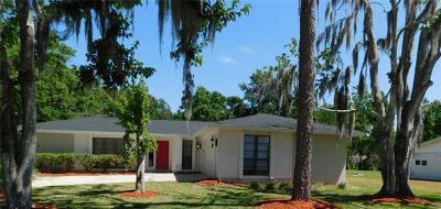 Lakeland Single Family Home For Sale: 3203 Bonnybrook Drive N
