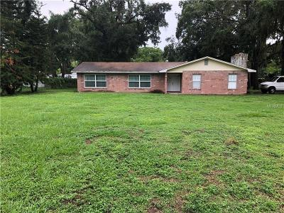 Bartow Single Family Home For Sale: 605 S Floral Avenue
