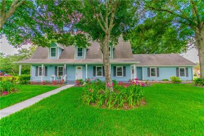 Mulberry Single Family Home For Sale: 227 Wood Hall Drive