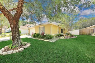 Lakeland Single Family Home For Sale: 7396 Hunters Greene Circle