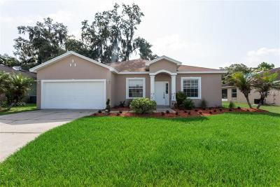 Mulberry Single Family Home For Sale: 3281 Enclave Boulevard