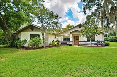 Mulberry Single Family Home For Sale: 5385 Formont Court