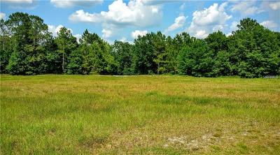 Lakeland Residential Lots & Land For Sale: Lot 33 Cypress Trace Blvd