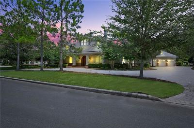 Lakeland Single Family Home For Sale: 229 Howard Avenue