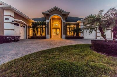 Lakeland Single Family Home For Sale: 3115 Legends Circle
