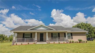 Plant City Single Family Home For Sale: 5380 Miley Road