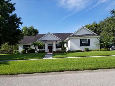 Bartow Single Family Home For Sale: 925 Square Lake Drive