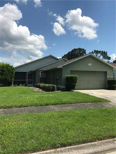 Plant City Single Family Home For Sale: 2708 Wilder Park Drive