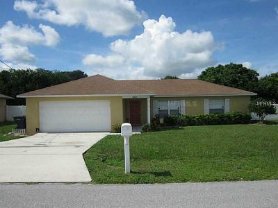 Lakeland Single Family Home For Sale: 4221 Sunny Glen Drive