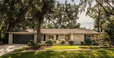 Lakeland Single Family Home For Sale: 6318 Oak Square E