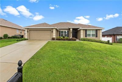 Auburndale Single Family Home For Sale: 1651 Doves View Circle