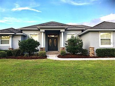 Bartow Single Family Home For Sale: 6126 Riverlake Boulevard