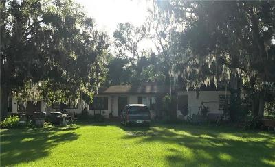 Lakeland Single Family Home For Sale: 1197 E Lake Parker Drive