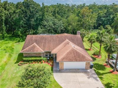 Lakeland Single Family Home For Sale: 6334 Forestwood Drive E