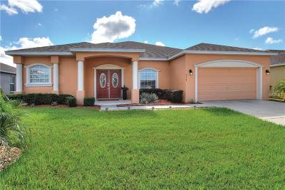 Bartow Single Family Home For Sale: 2218 Quail View Avenue