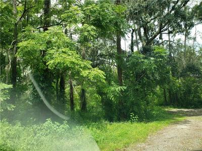 Lakeland Residential Lots & Land For Sale: Eva Avenue