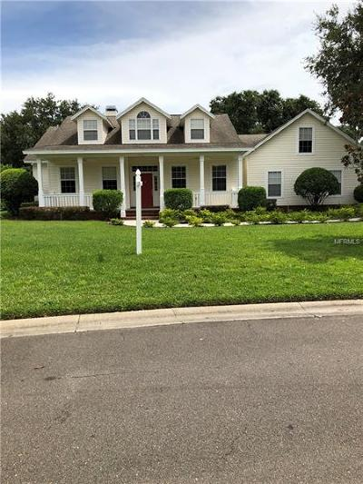 Polk County Single Family Home For Sale: 1414 Royal Forest Loop