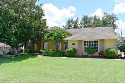 Lakeland Single Family Home For Sale: 2864 Chatsworth Lane