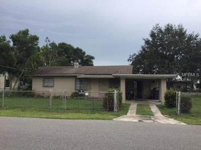 Auburndale Single Family Home For Sale: 408 Armour Avenue