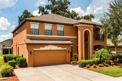 Mulberry Single Family Home For Sale: 425 Oaklanding Boulevard
