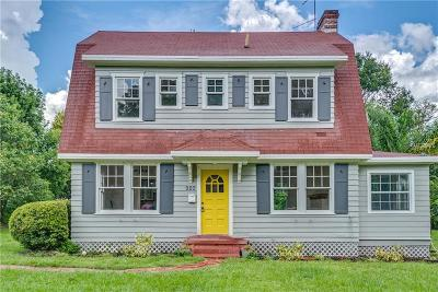 Bartow Single Family Home For Sale: 920 Lakeshore Boulevard