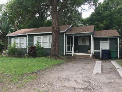 Single Family Home For Sale: 4208 N Seminole Avenue