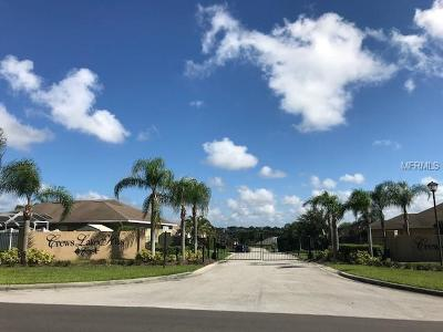 Lakeland Residential Lots & Land For Sale: Crews Lake Crest Loop