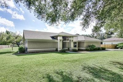 Lakeland Single Family Home For Sale: 6210 Forestwood Drive E