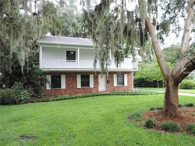 Bartow Single Family Home For Sale: 1315 S Orange Avenue