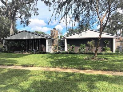Lakeland Single Family Home For Sale: 105 Oak Square S