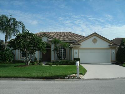 Mulberry Single Family Home For Sale: 4458 Fairway Oaks Drive