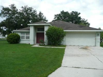 Lakeland Single Family Home For Sale: 3504 Lismore Drive