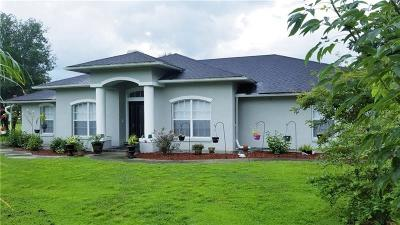 Lakeland Single Family Home For Sale: 3642 Duff Rd
