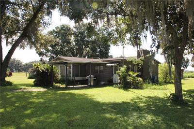 Plant City Single Family Home For Sale: 2607 E Trapnell Road
