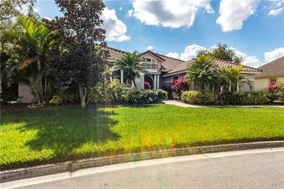 Lakeland Single Family Home For Sale: 3144 Legends Circle