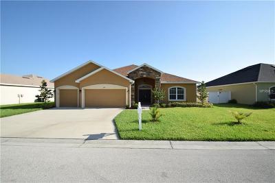 Lakeland Single Family Home For Sale: 2812 Whitney Street