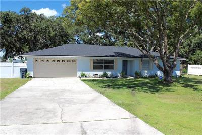 Lakeland Single Family Home For Sale: 2474 Lynnway Circle