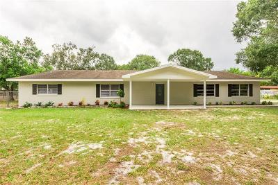 Auburndale Single Family Home For Sale: 2111 Gary Road