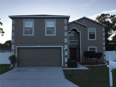 Lakeland Single Family Home For Sale: 5615 Oakwood Knoll Drive