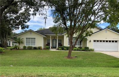 Lakeland Single Family Home For Sale: 2115 White Tail Trail