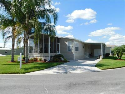 Lakeland FL Mobile/Manufactured For Sale: $169,900