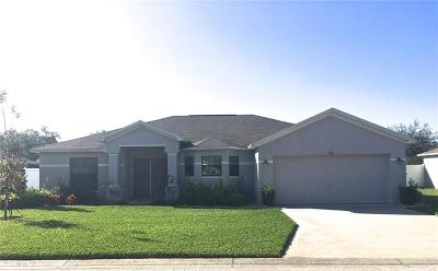 Auburndale Single Family Home For Sale: 769 Barrister Drive