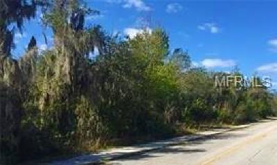 Winter Haven Residential Lots & Land For Sale: 0 Cutrone Road