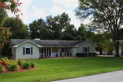 Lakeland Single Family Home For Sale: 6740 Forestwood Drive W