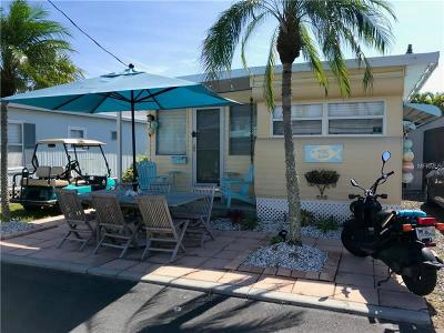 bradenton beach Mobile/Manufactured For Sale: 2601 Gulf Drive N #215