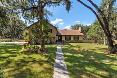 Lakeland Single Family Home For Sale: 1120 Rustic Lane