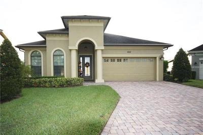 Lakeland Single Family Home For Sale: 943 Christina Chase Drive