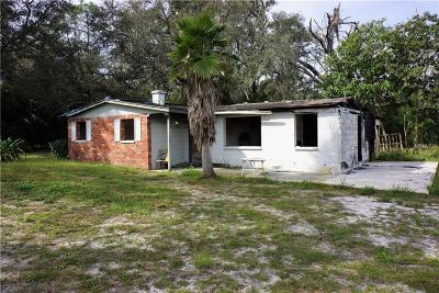 Lakeland Single Family Home For Sale: 8514 Tom Costine Road