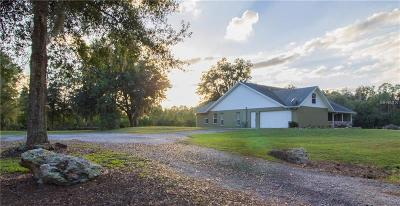Polk County Single Family Home For Sale: 14034 Us Highway 98 N