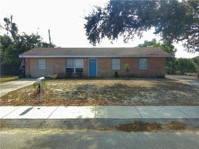 Auburndale Single Family Home For Sale: 3010 Jasmine Road